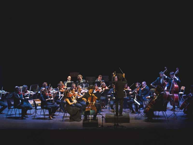 Orchestra la Filharmonie