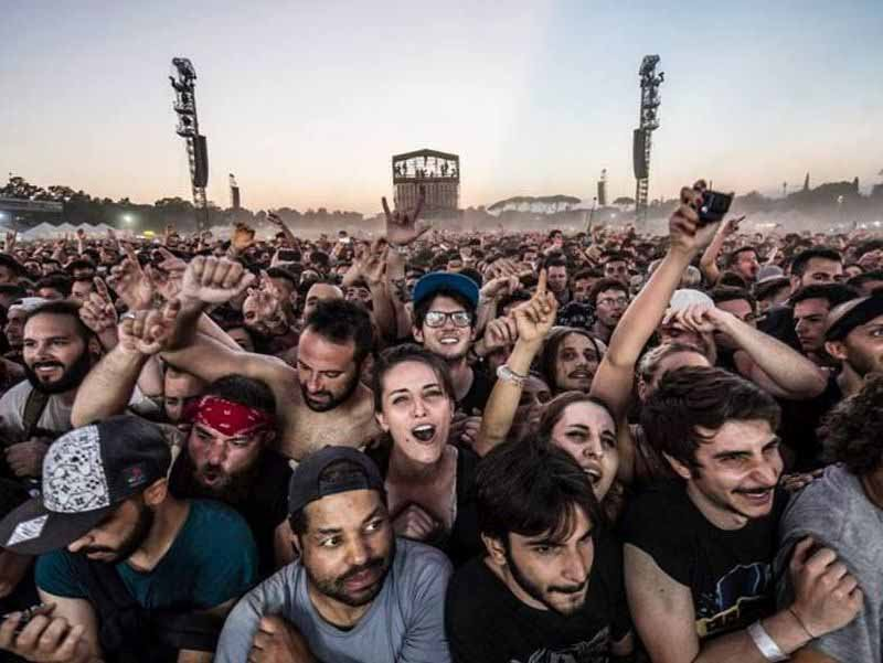 Firenze Rocks 2018 programma line up completa