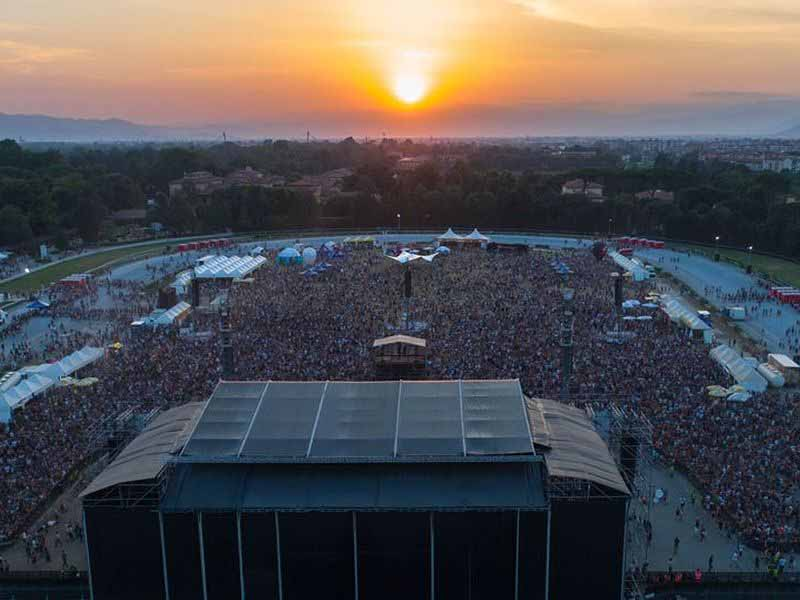 Firenze Rocks line up 2018 programma gruppi