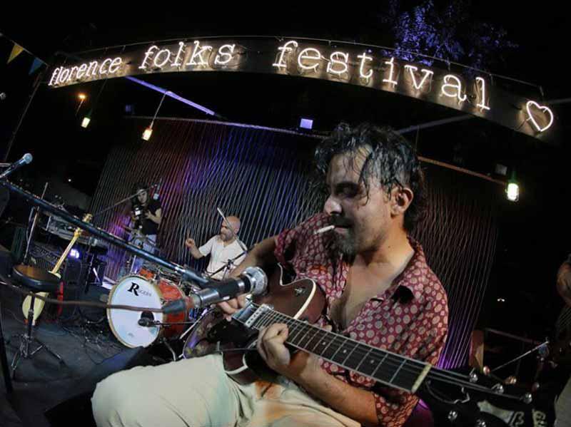 Florence Folks Festival 2018 Manifattura Tabacchi