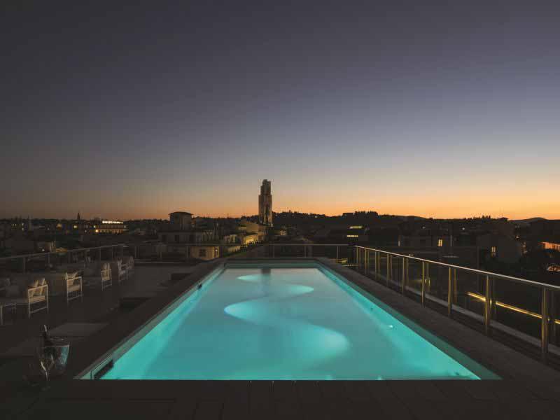 Aperitivo con vista a Firenze, nuova terrazza panoramica con Glance ...