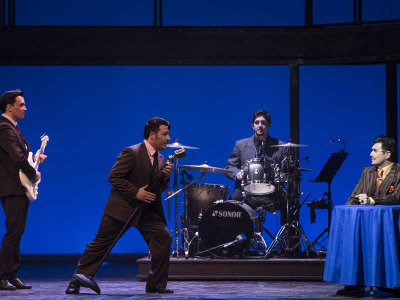 Jersey boys musical Firenze