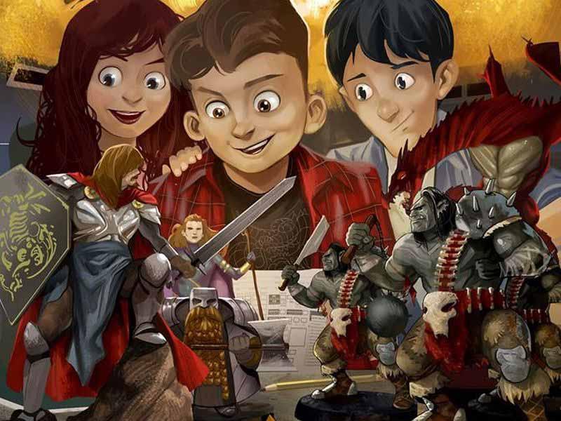 Kids & Dragons Firenze giochi di ruolo ragazzi