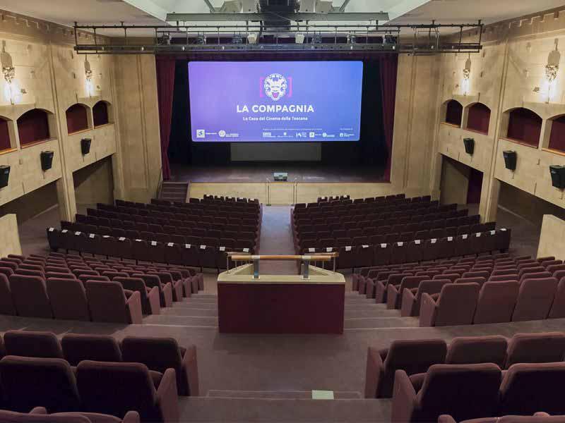 Cinema La Compagnia Firenze programmazione festival
