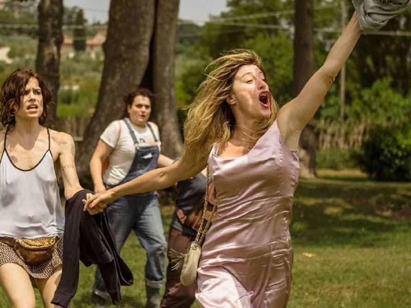 Cinema tascabile 2018 Firenze Cinema itinerante all'aperto