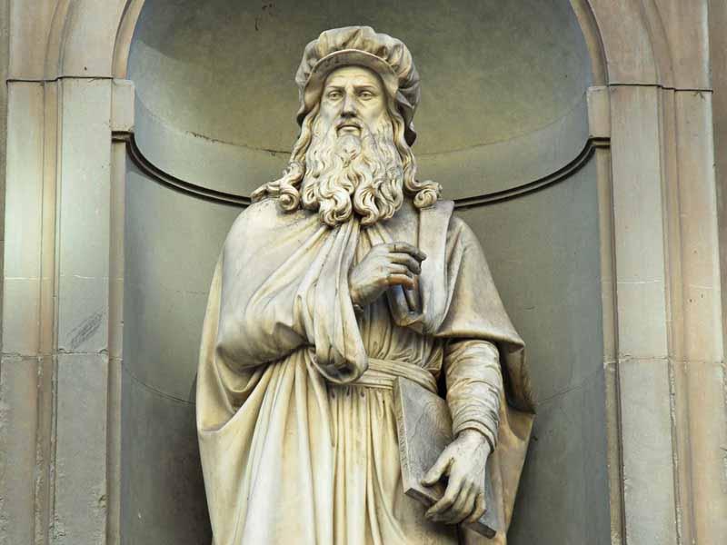Percorsi leoanardiani - Tour Leonardo a Firenze