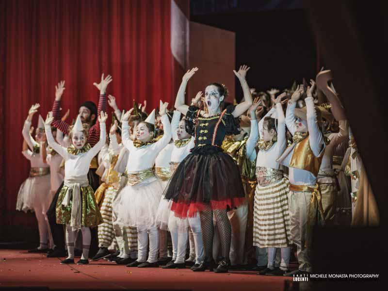 Maggio dei ragazzi Firenze Teatro del Maggio Musicale fiorentino