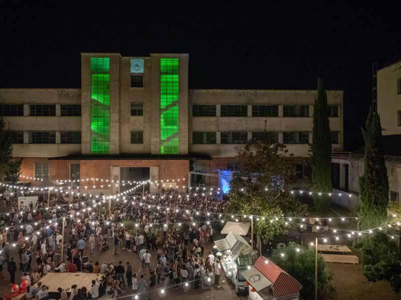 Capodanno 2019 a Firenze eventi concerti feste - Capodanno Manifattura Tabacchi
