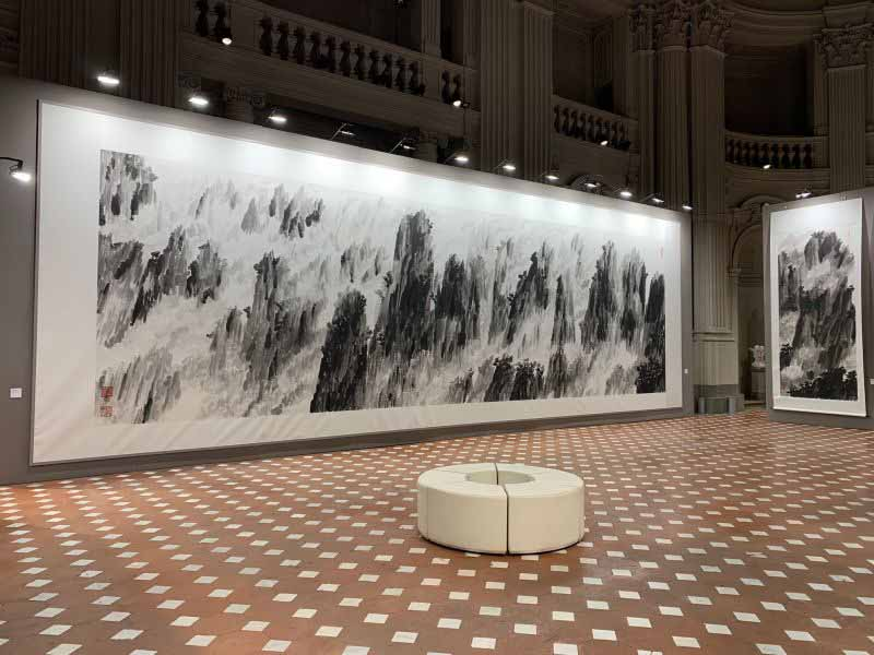 Mao Jianhua mostra Firenze Museo Zeffirelli