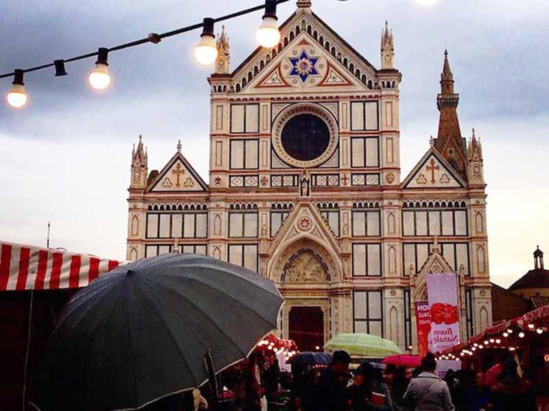 Mercatini Natale 2018 Firenze date calendario