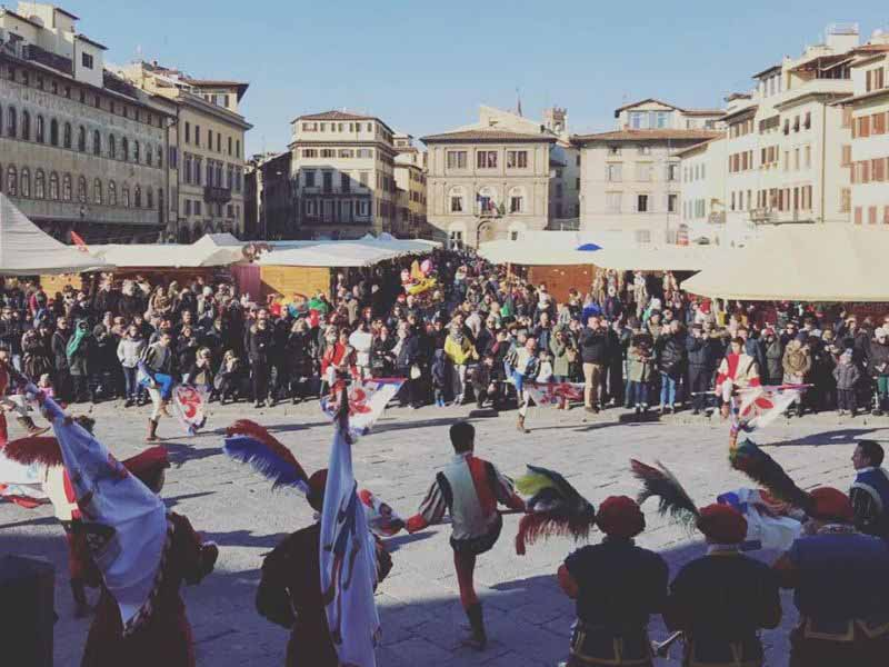 Mercatini Natale Firenze weekend 21 22 23 dicembre