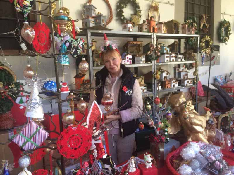Mercatino americano Natale Firenze 2018 - Christmas Bazaar