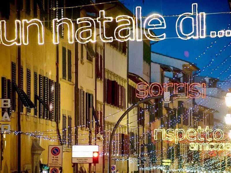 Mercatini Natale Firenze quartieri