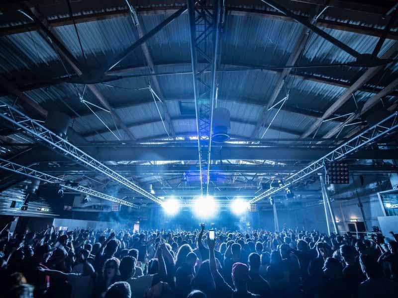 Nextech 2018 Firenze - evento techno Fortezza da Basso
