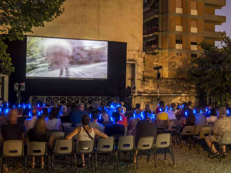Cinema all'aperto gratis Firenze - Nuovo Cinema Puccini