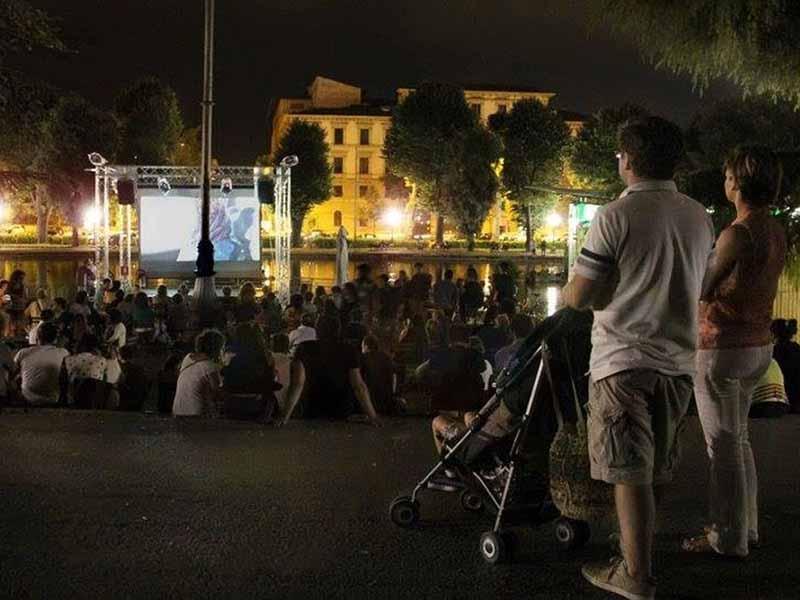 Off cinema all'aperto gratis Firenze estate 2018