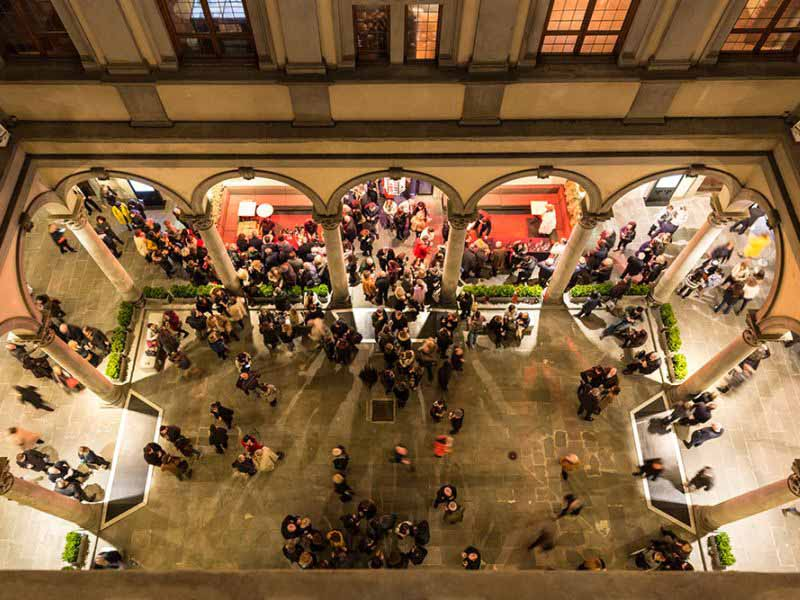 Palazzo Strozzi mostre 2018