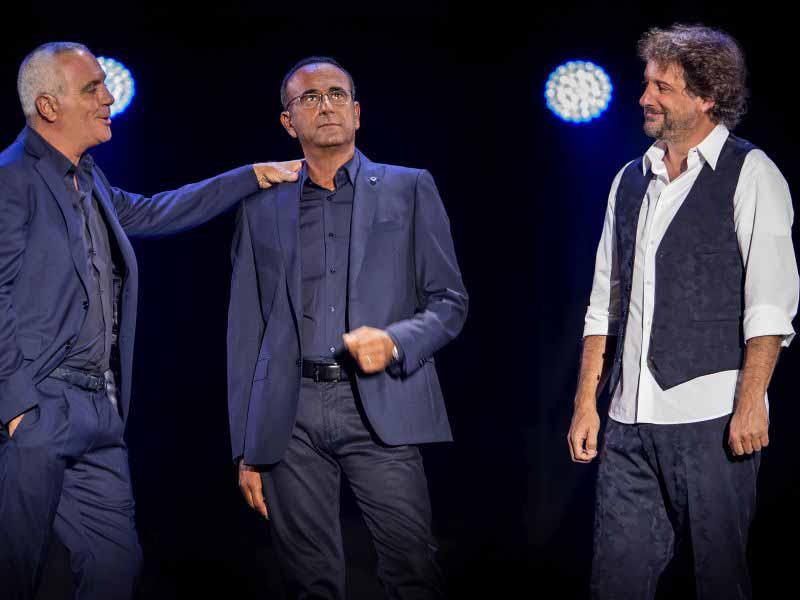 Panariello, Conti e Pieraccioni spettacolo Teatro Verdi firenze date 2019