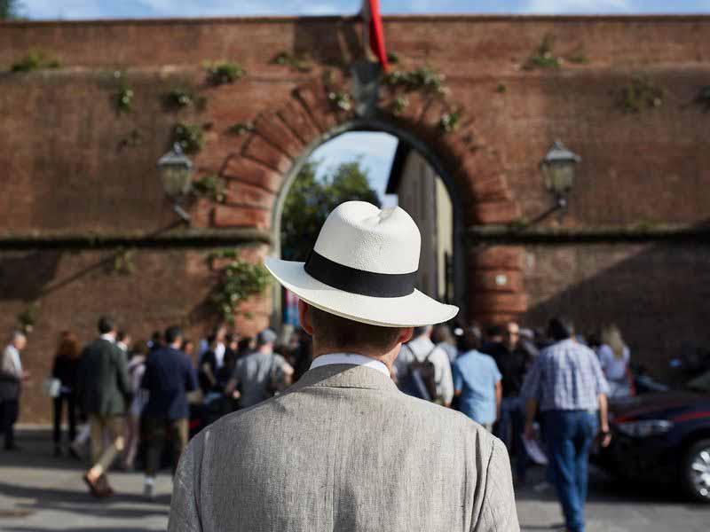 Pitti Uomo 2019 Eventi Firenze invito