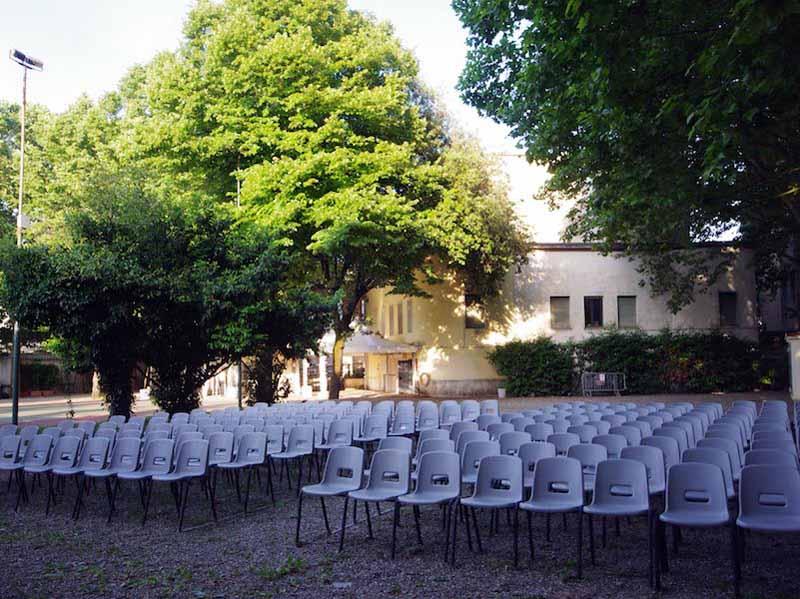 """Il """"Nuovo Cinema Puccini Garden"""""""