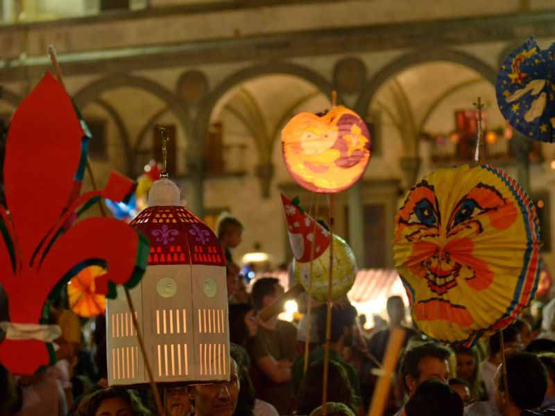 Rificolona 2018 Firenze feste e sfilate programma