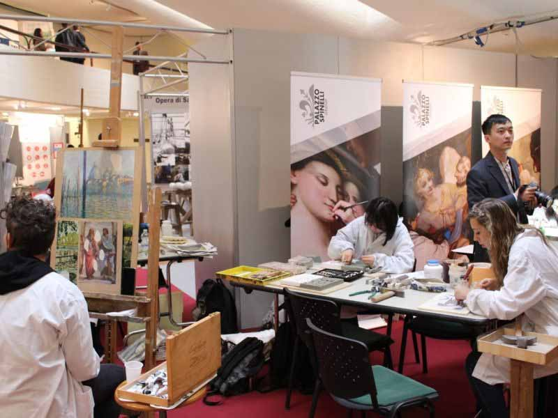 Salone Arte Restauro 2018 Firenze