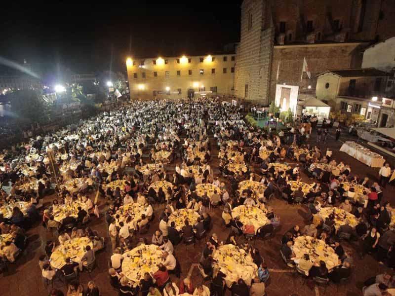 San Frediano a cena piazza del Cestello
