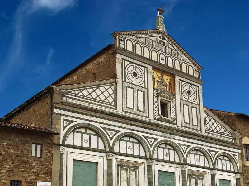 San Miniato al Monte Firenze 100 anni programma eventi