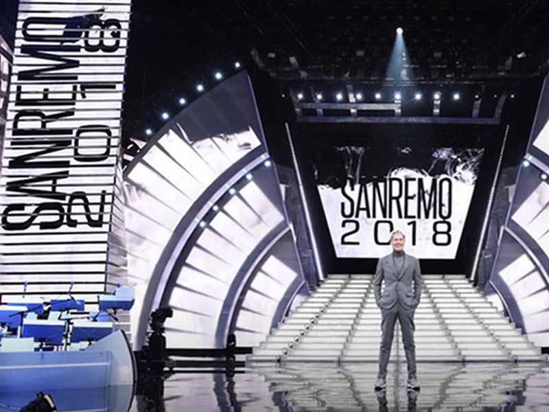 Sanremo Firenze cantanti