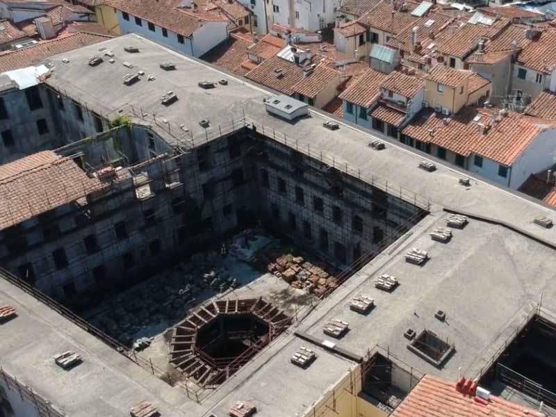 Ex convento Sant'Orsola Firenze visite guidate