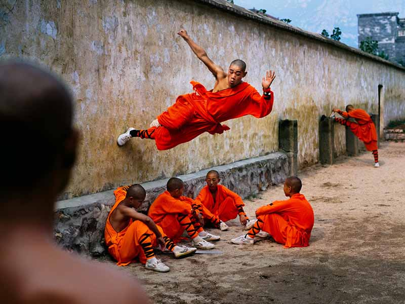 Steve McCurry mostra Firenze ingresso gratuito