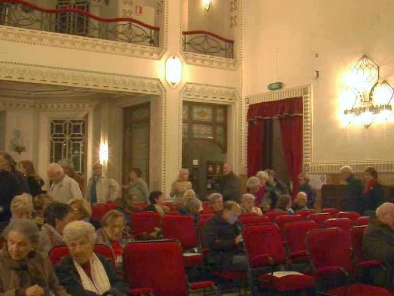 Teatro 13 Firenze, Campo di Marte