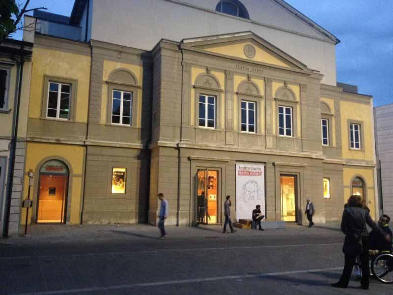 Teatrodante Carlo Monni Campi Bisenzio programma 2018-2019