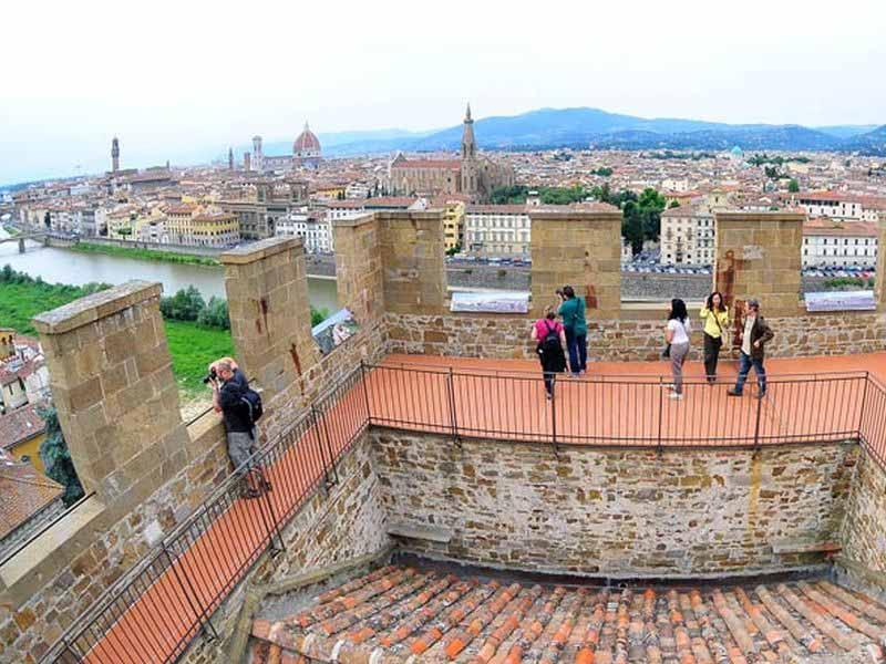 Torre San Niccolò visite guidate gratis Torri Firenze 2018