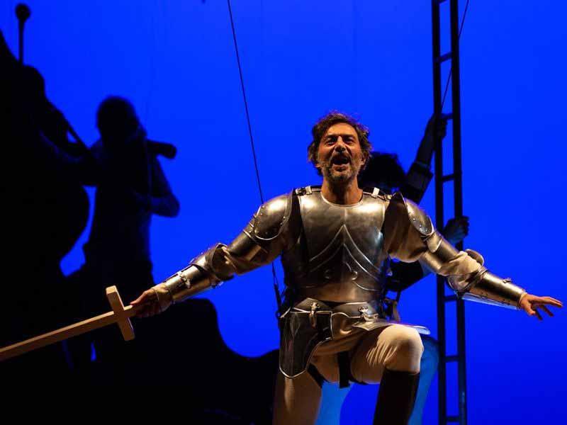 Un cuore di vetro in inverno Filippo Timi Teatro Pergola Firenze