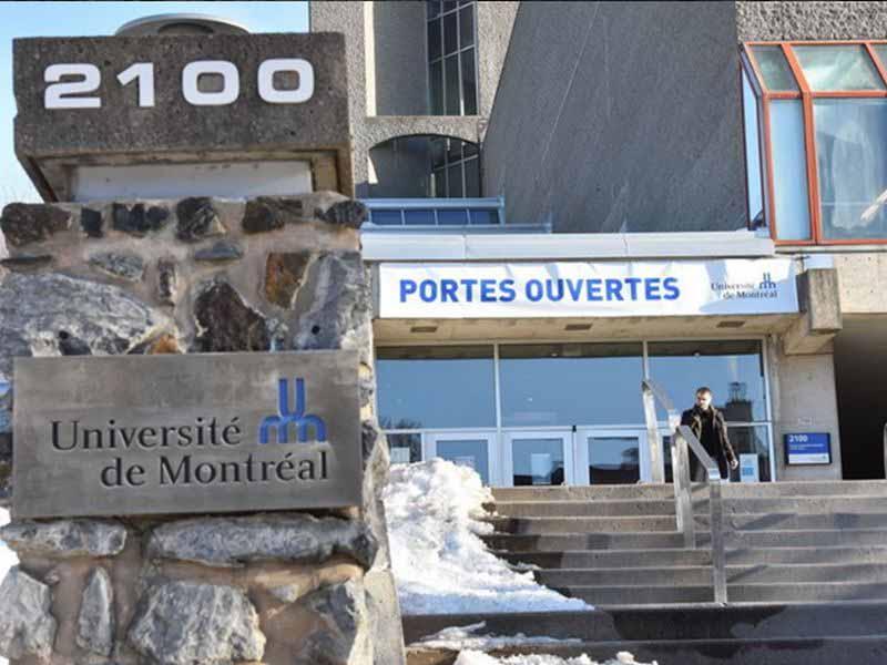 Università di montreal, studiare in Canada