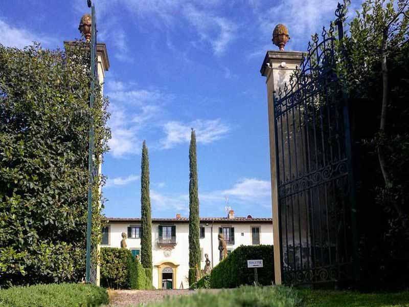 Natale in Villa Le Piazzole Firenze 2017