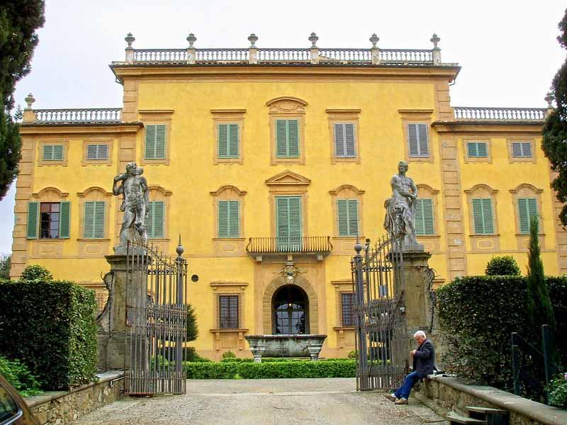 Villa La Pietra open week