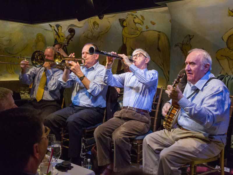 Woody Allen concerto Firenze