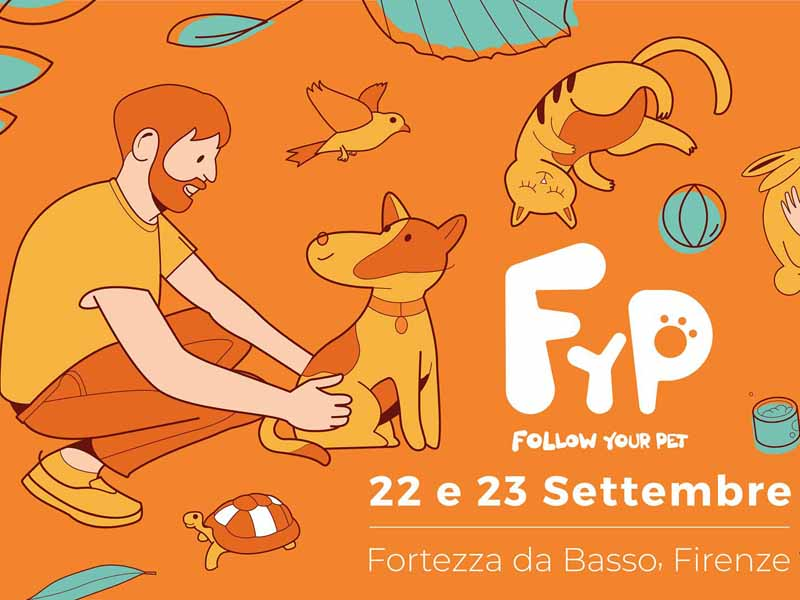 Follow Your Pet Firenze