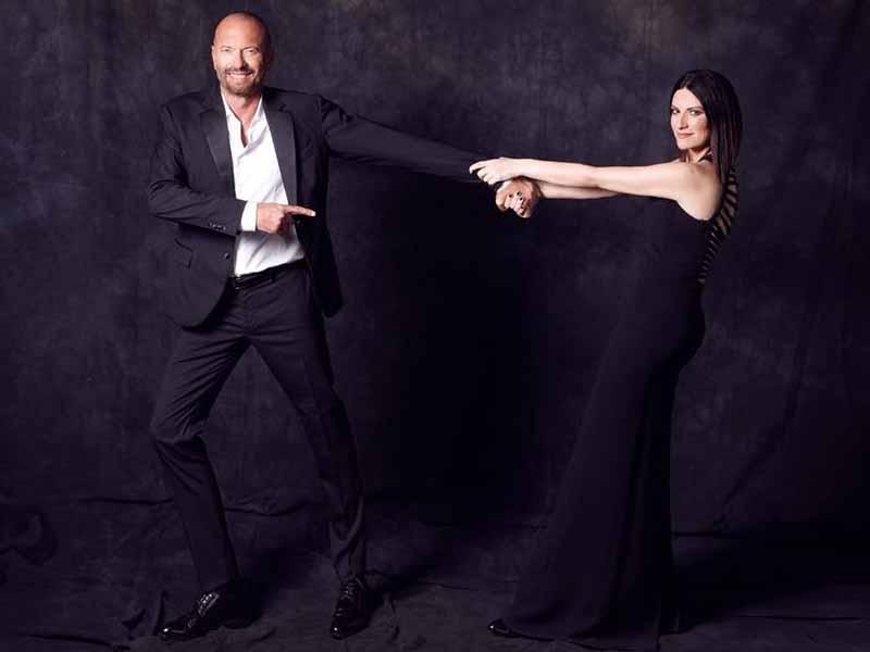 Laura Pausini e Biagio Antonacci a Firenze. Info e biglietti per il concerto dell'8 luglio al Franchi