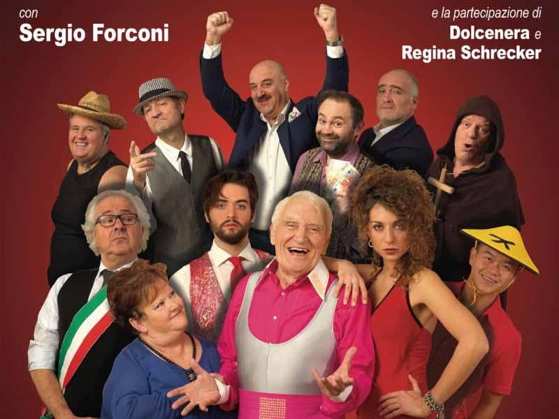 Saranno famosi film Alessandro Sarti parterre