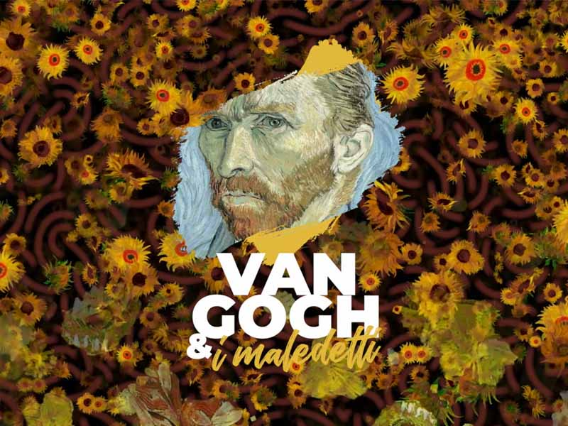 Van Gogh a Firenze, mostra immersiva con proiezioni a 360°