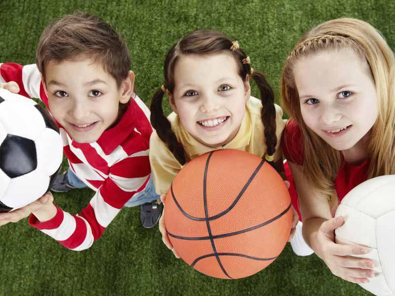 Bambini sport Istituto Innocenti CSI Toscana