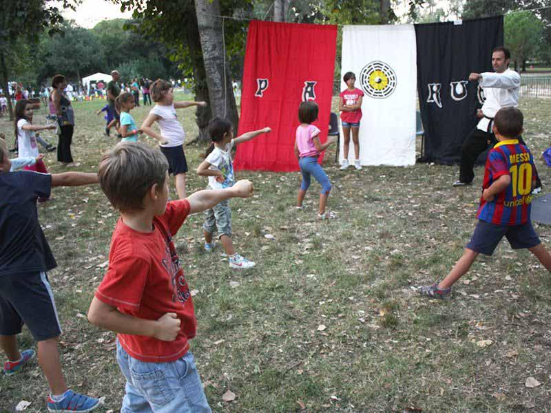 Festa dello sport Firenze