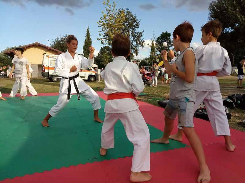 Festa sport Firenze bambini prova lo sport