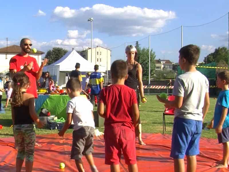 Festa dello sport Quartiere 5 Firenze
