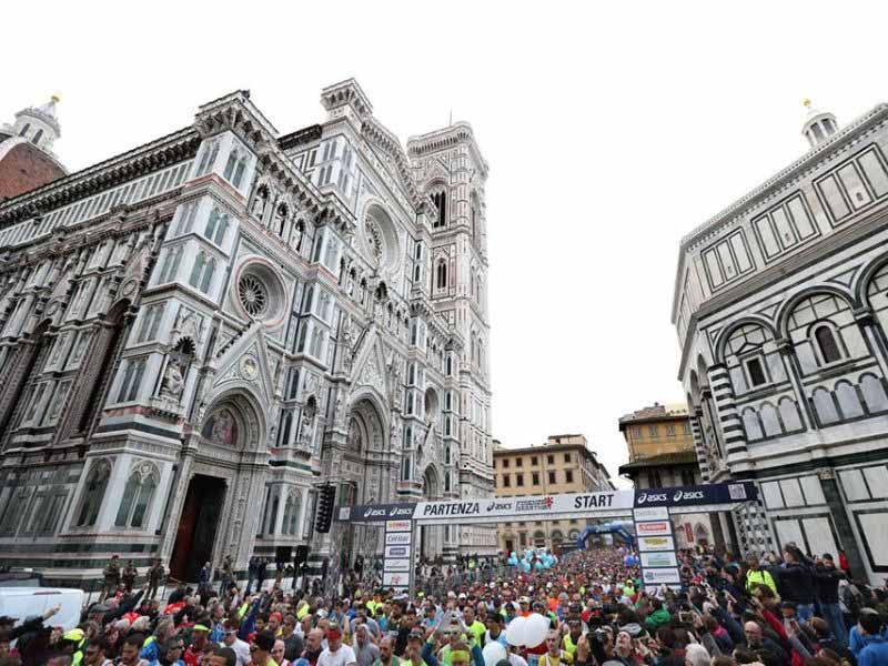 Firenze Marathon 2018 iscrizione percorso