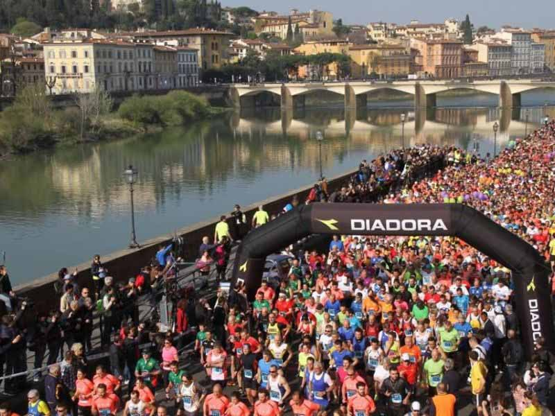 Half Marathon Firenze 2018 Vivicittà - mezza maratona Firenze