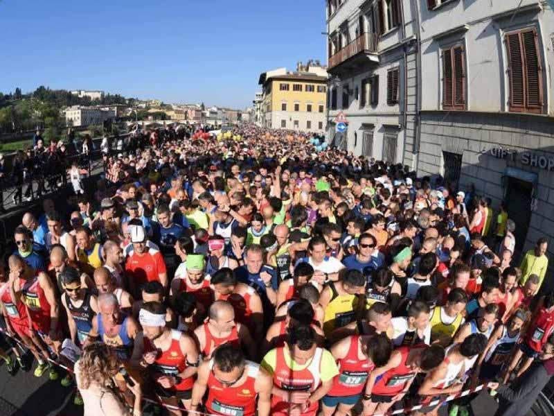 Half Marathon 2018 Firenze